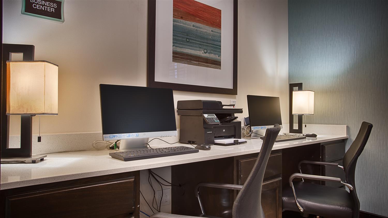Conference Area - Best Western Plus Odessa Inn & Suites