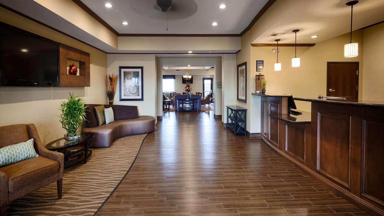 Lobby - Best Western Plus Seminole Hotel & Suites