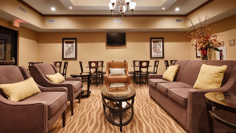 Restaurant - Best Western Plus Seminole Hotel & Suites