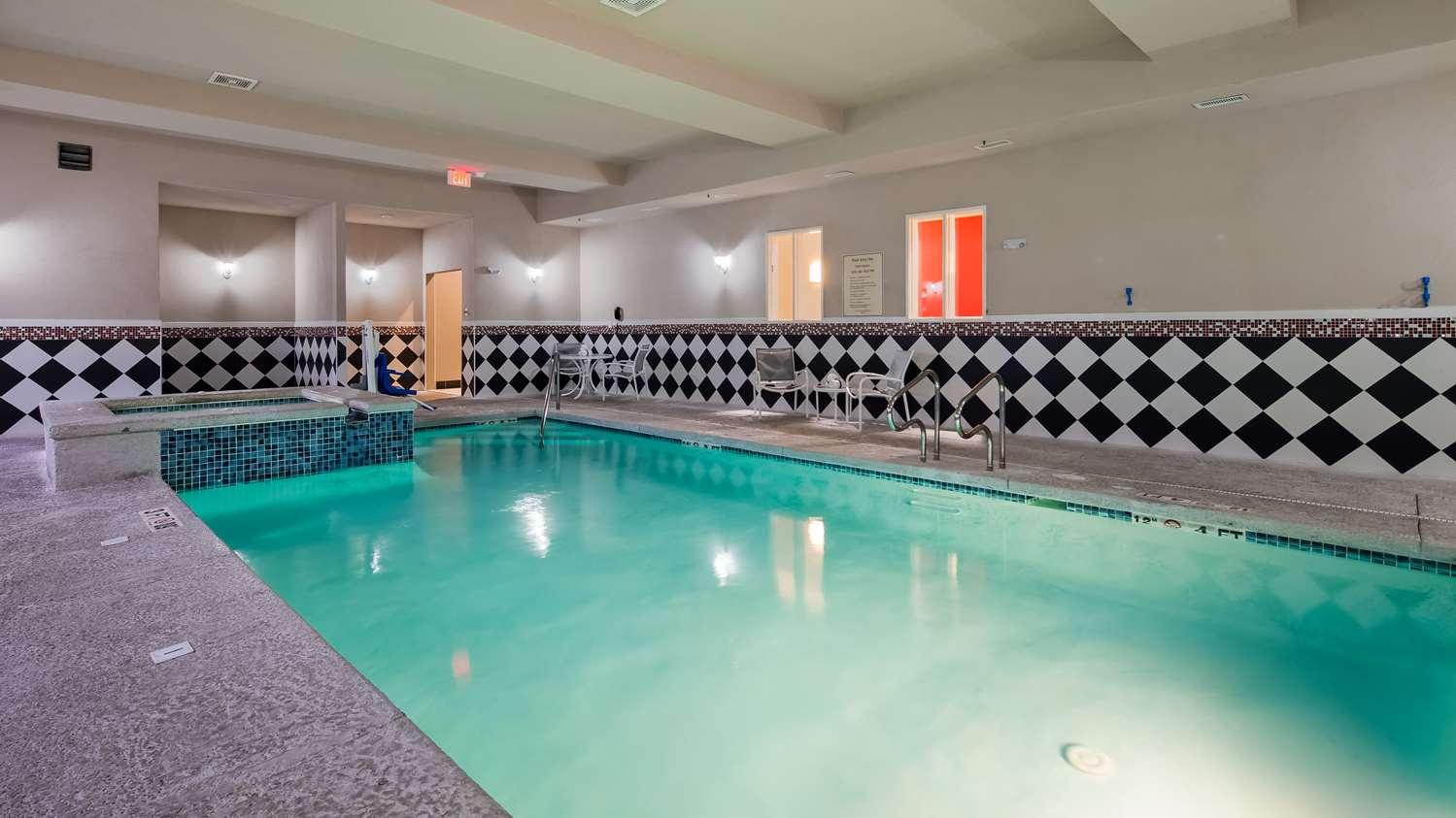 Pool - Best Western Plus Laredo Inn & Suites
