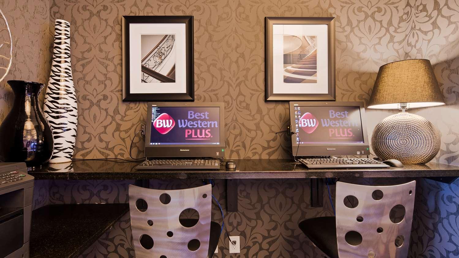 Conference Area - Best Western Plus Laredo Inn & Suites
