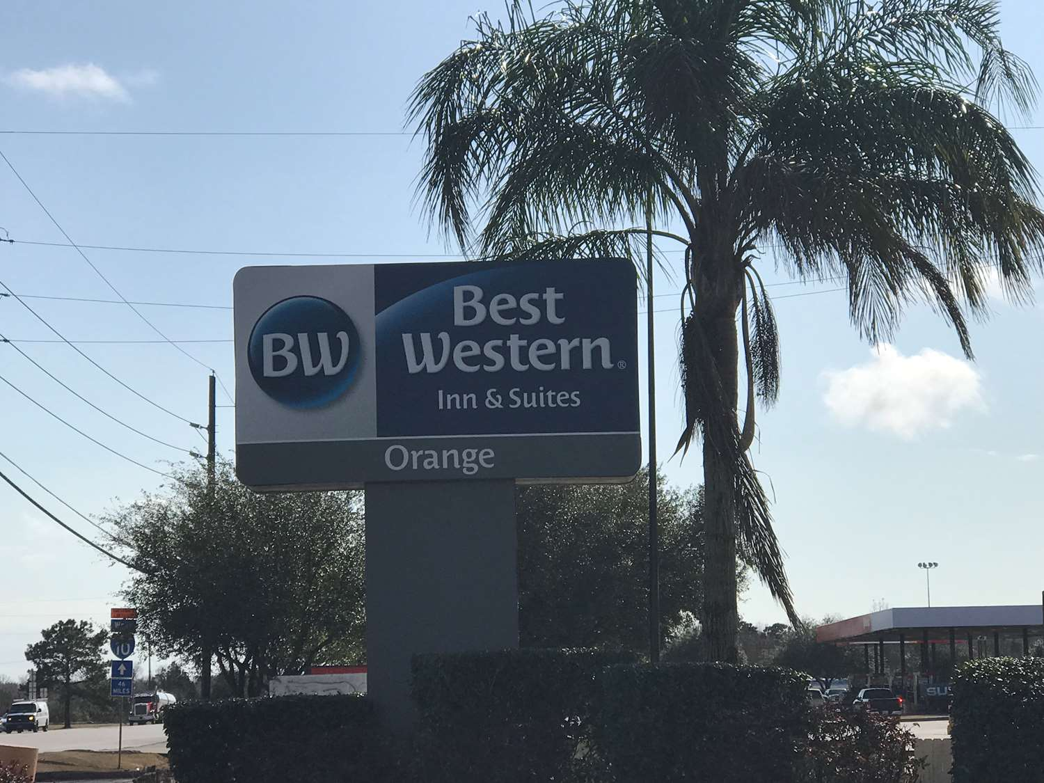 Exterior view - Best Western Orange Inn & Suites