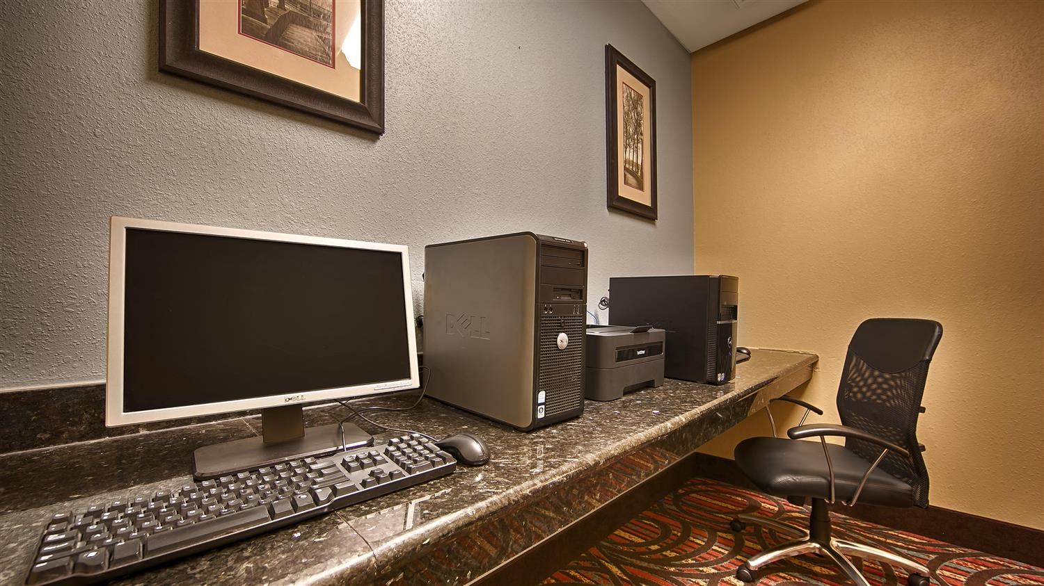 Conference Area - Best Western Orange Inn & Suites