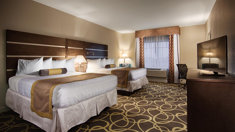 Room - Best Western Plus College Station Inn & Suites