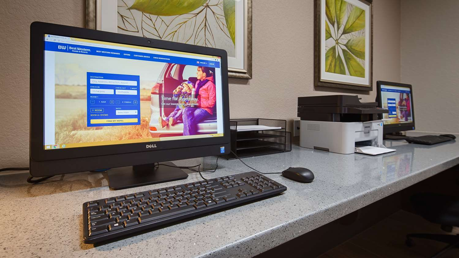 Conference Area - Best Western Plus College Station Inn & Suites