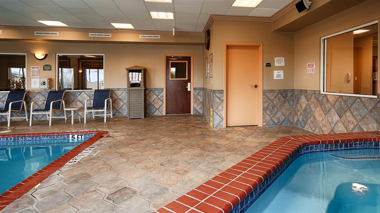 Pool - Best Western Plus Woodway Waco South Inn & Suites