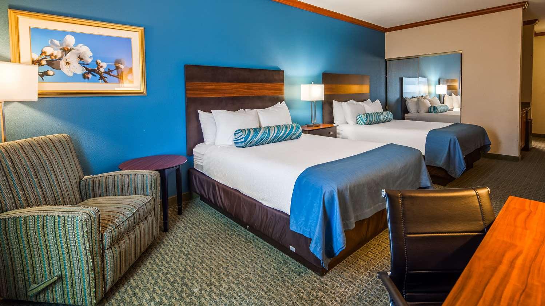 Room - Best Western Plus Woodway Waco South Inn & Suites