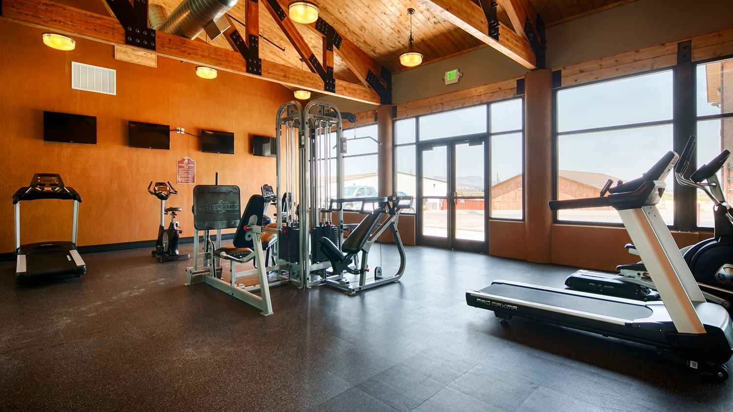 Fitness/ Exercise Room - Best Western Plus Ruby's Inn Bryce Canyon