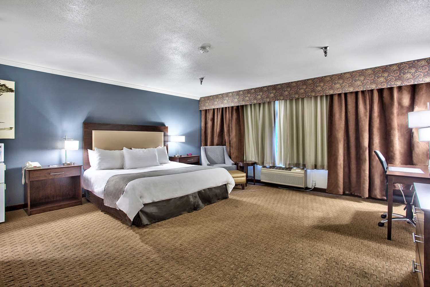 Room - Best Western Mountain View Inn Springville