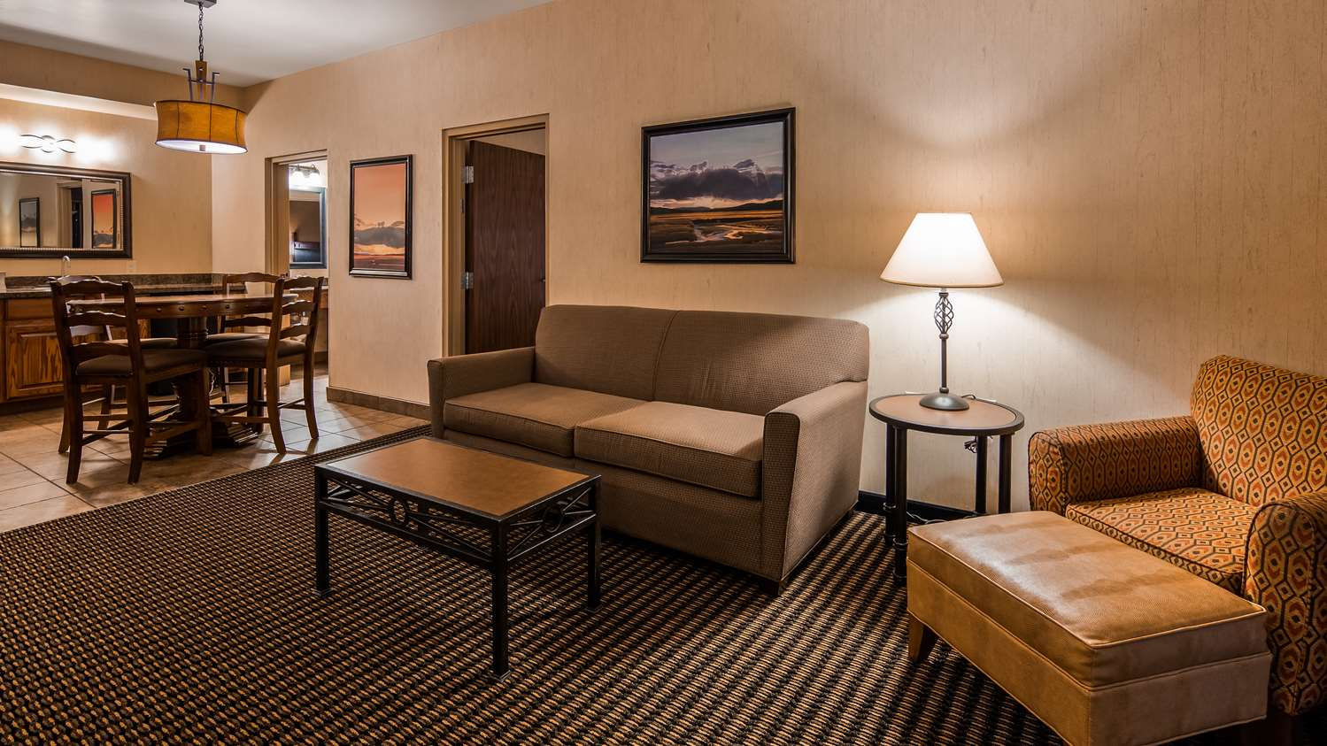 Room - Best Western Plus Bryce Canyon Grand Hotel