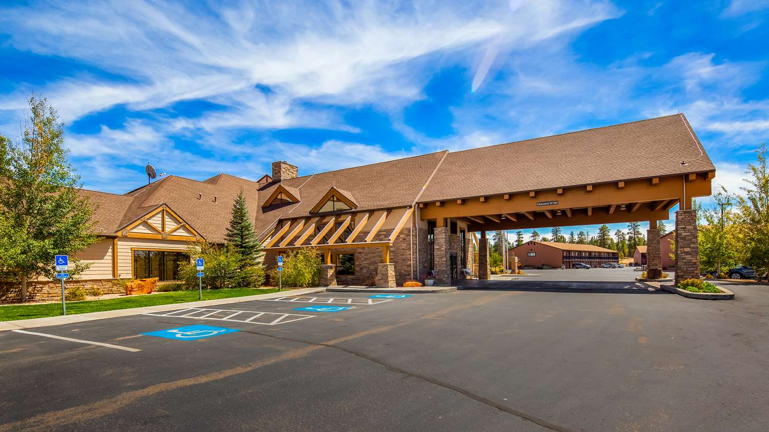 Exterior view - Best Western Plus Bryce Canyon Grand Hotel