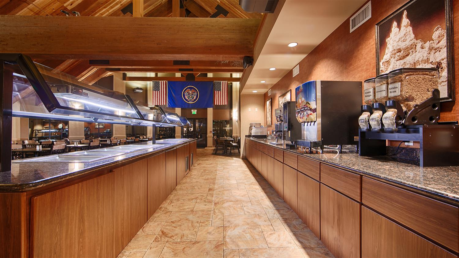 Restaurant - Best Western Plus Bryce Canyon Grand Hotel