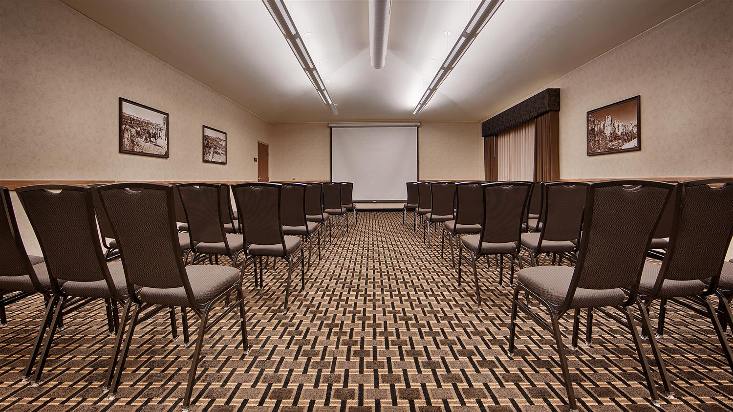 Meeting Facilities - Best Western Plus Bryce Canyon Grand Hotel