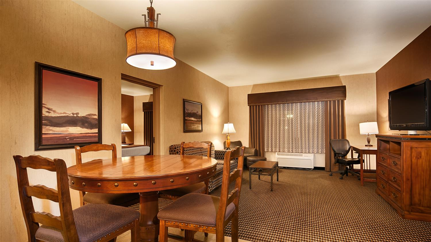 Suite - Best Western Plus Bryce Canyon Grand Hotel