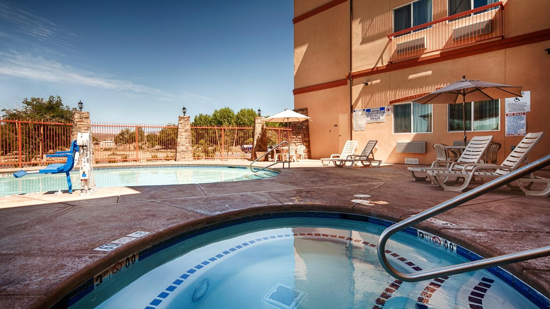 Pool - Best Western Plus Zion West Hotel La Verkin