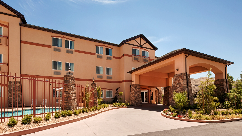 Exterior view - Best Western Plus Zion West Hotel La Verkin