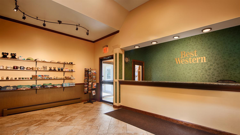 Lobby - Best Western Hotel Bennington