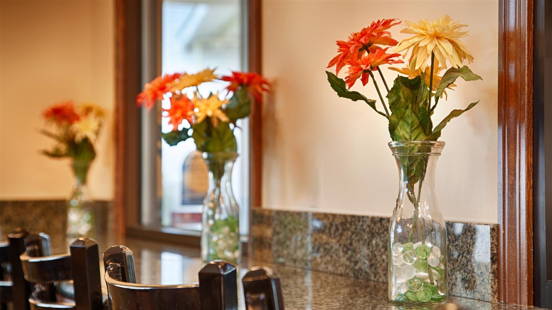 Restaurant - Best Western Hotel Bennington