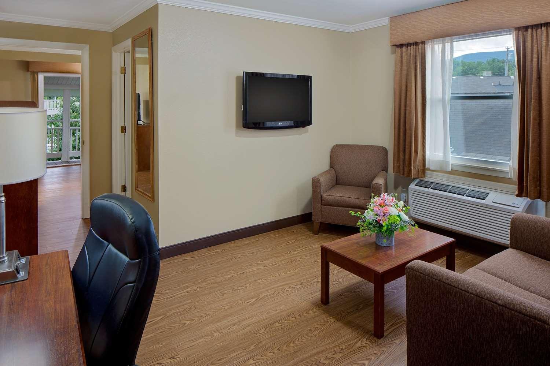 Suite - Best Western Hotel Bennington