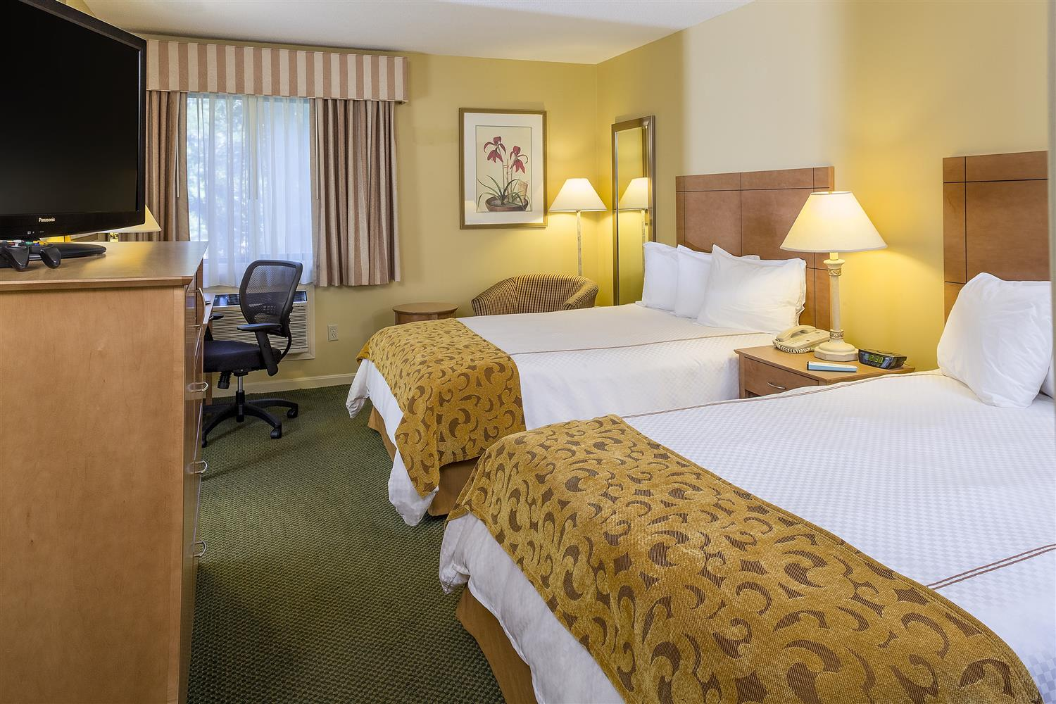 Room - Best Western Inn & Suites Rutland
