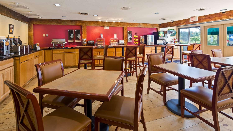 Restaurant - Best Western Inn & Suites Rutland