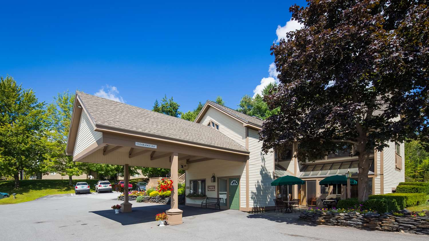 Exterior view - Best Western Inn & Suites Rutland