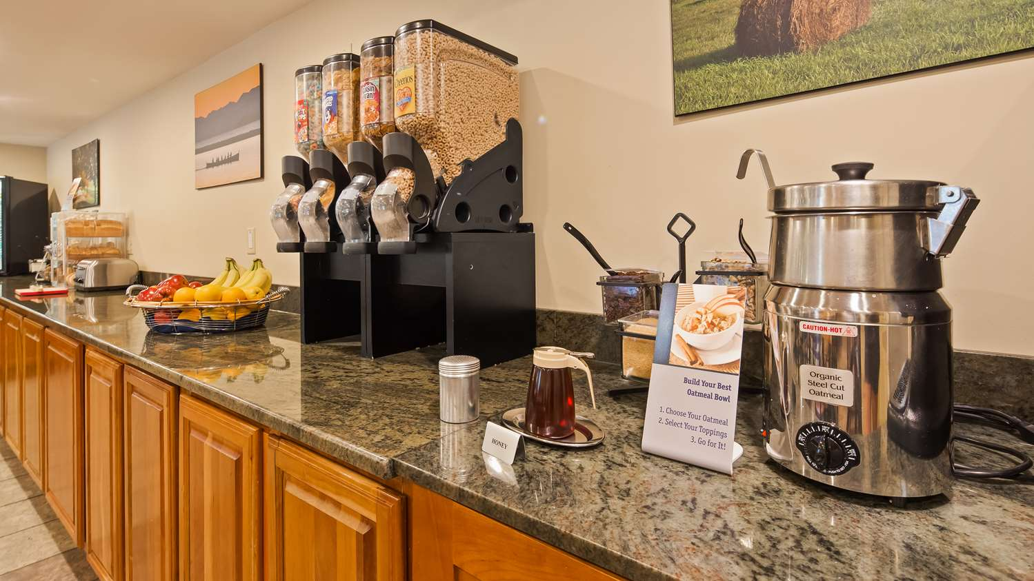 Restaurant - Best Western Plus Windjammer Inn South Burlington