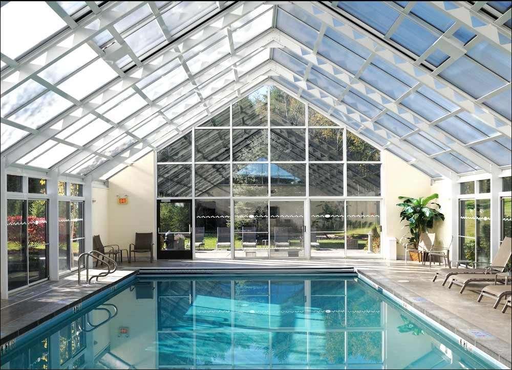 Pool - Best Western Plus Waterbury Hotel
