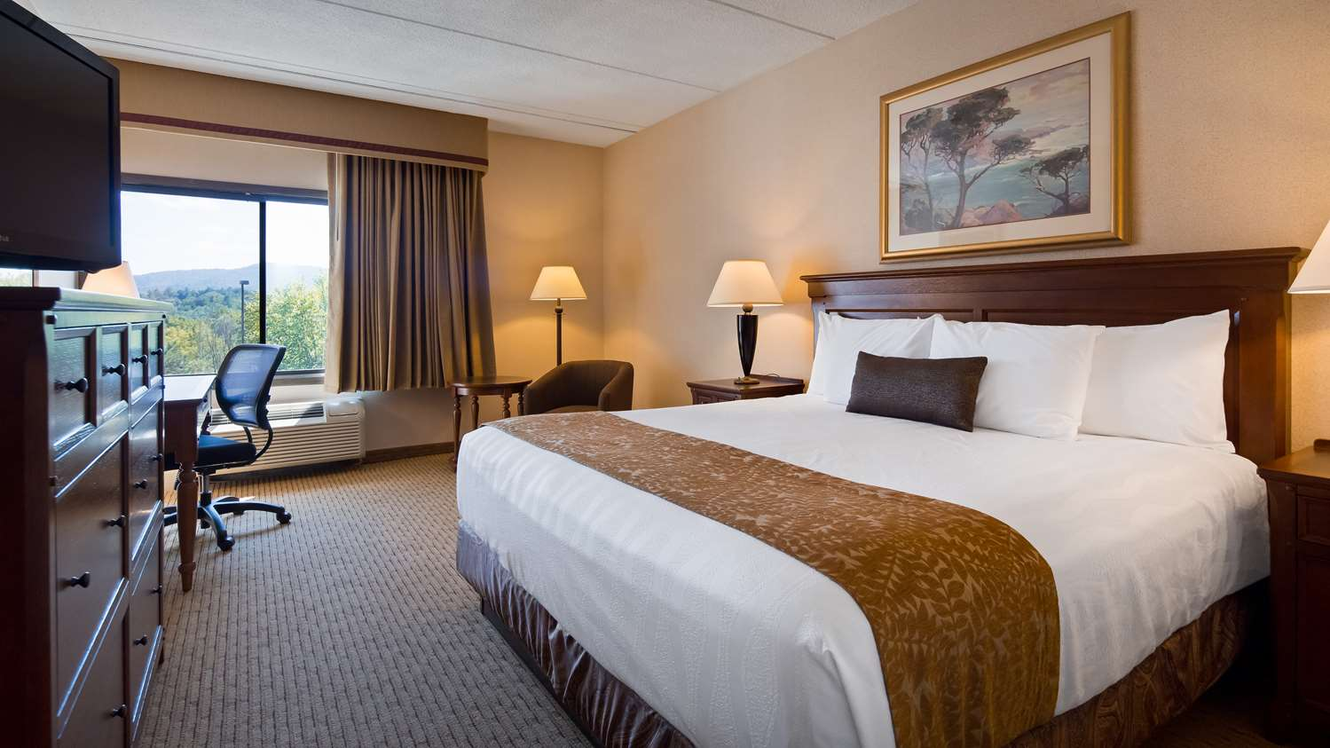 Room - Best Western Plus Waterbury Hotel