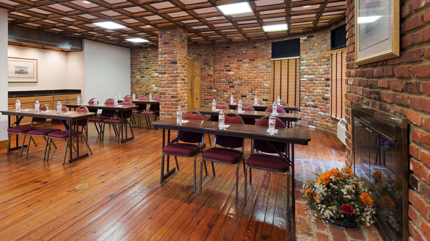 Meeting Facilities - Best Western Plus Governors Inn Richmond
