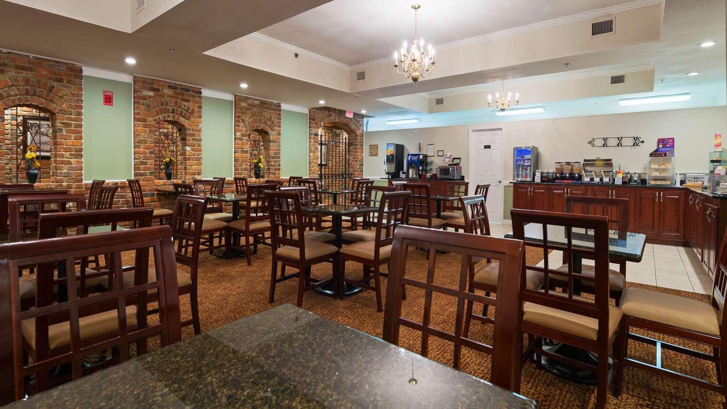Restaurant - Best Western Plus Governors Inn Richmond
