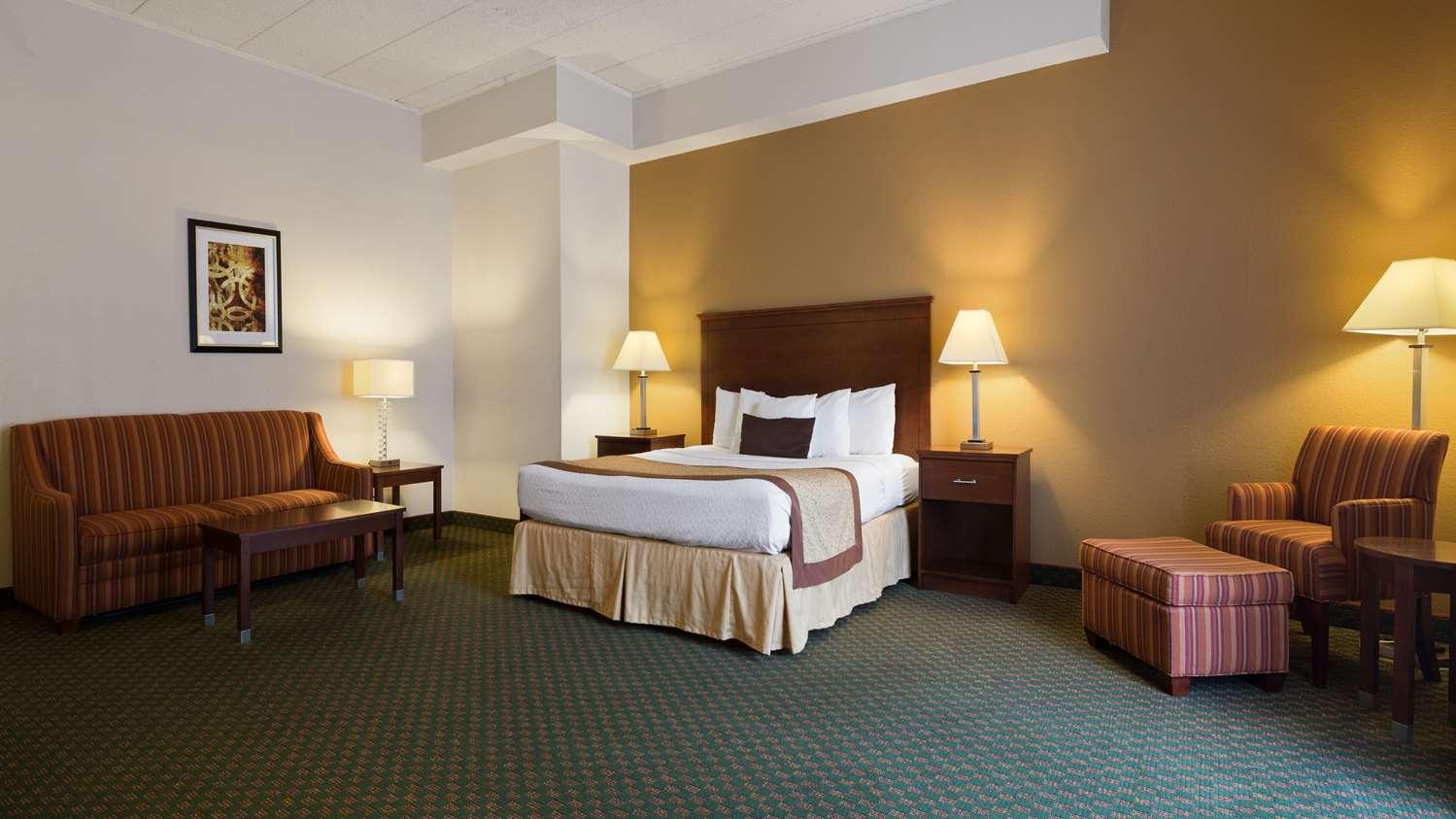 Room - Best Western Plus Governors Inn Richmond