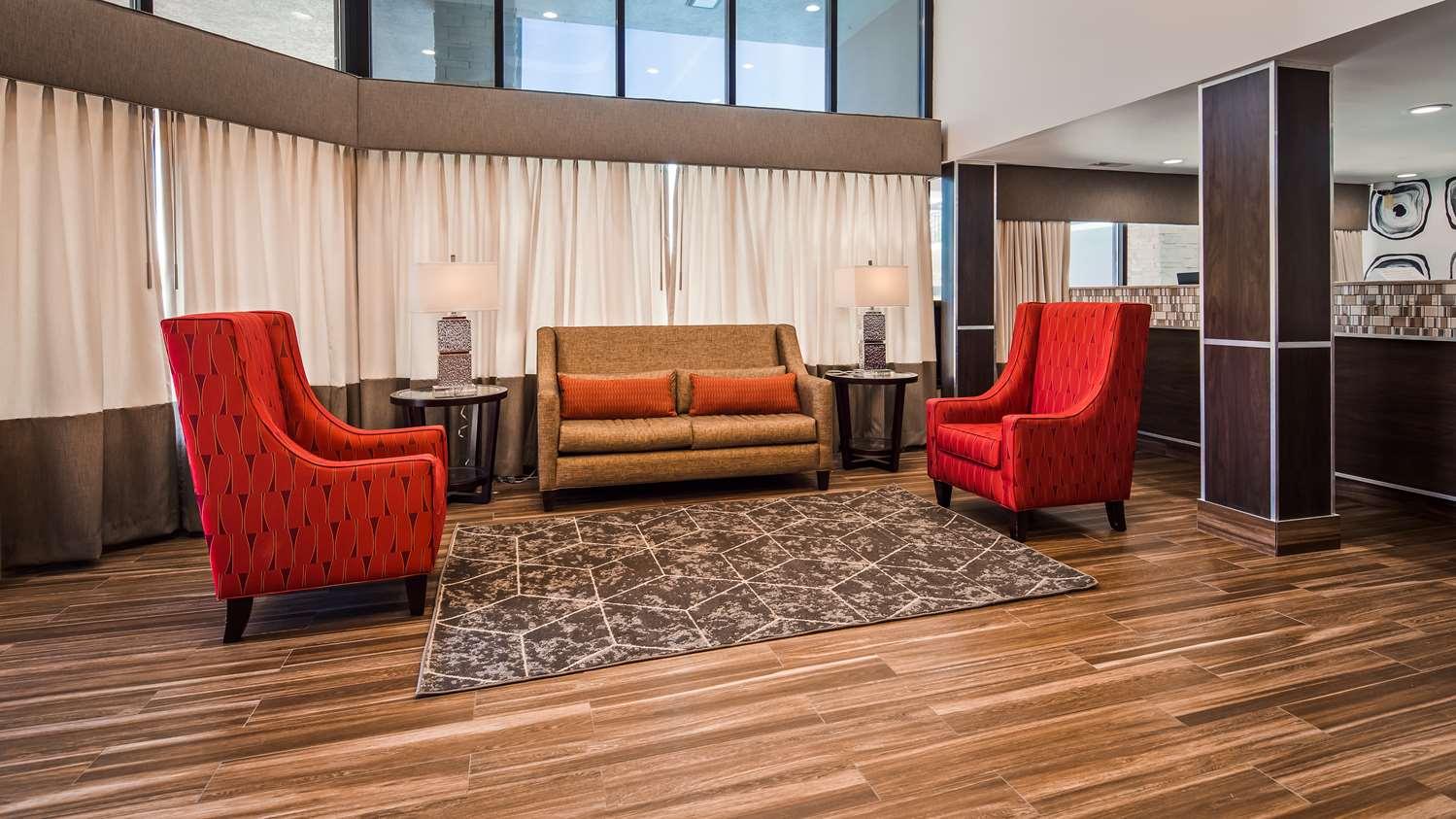 Lobby - Best Western Center Inn Virginia Beach