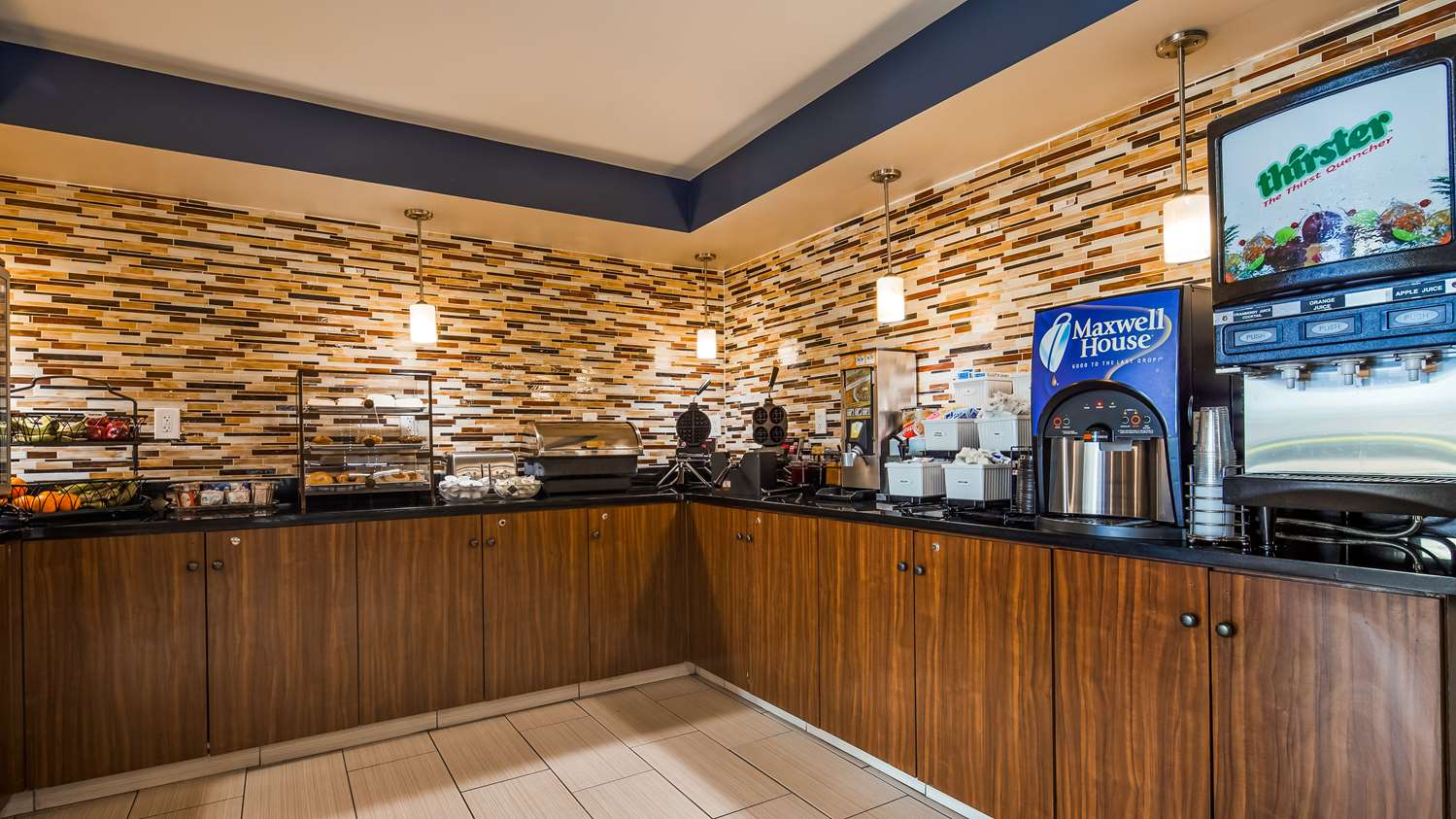 Restaurant - Best Western Center Inn Virginia Beach