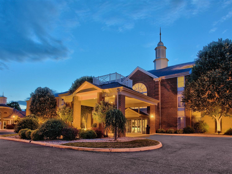 Exterior view - Best Western Plus Inn At Hunt Ridge Lexington