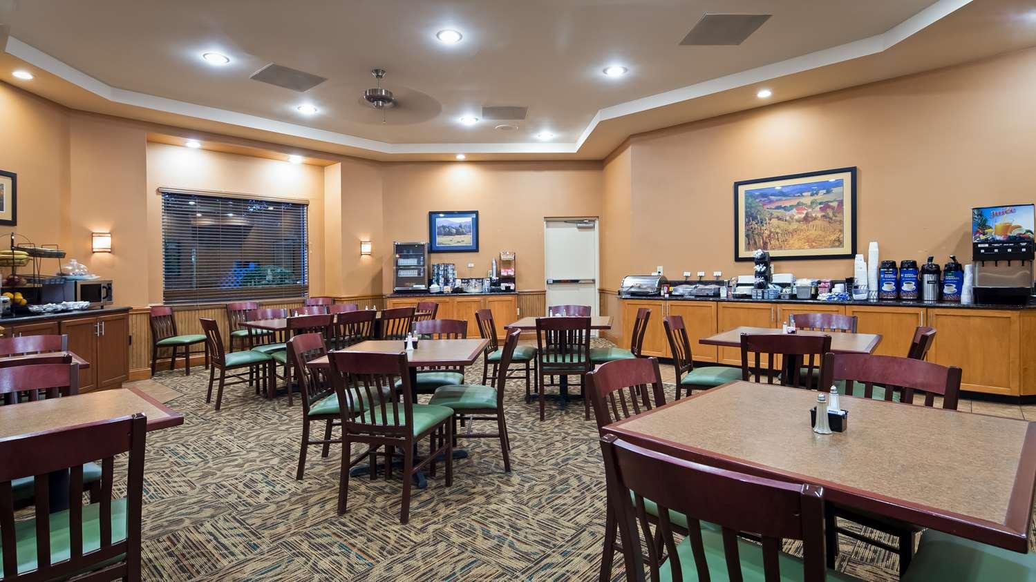 Restaurant - Best Western Plus Inn At Hunt Ridge Lexington