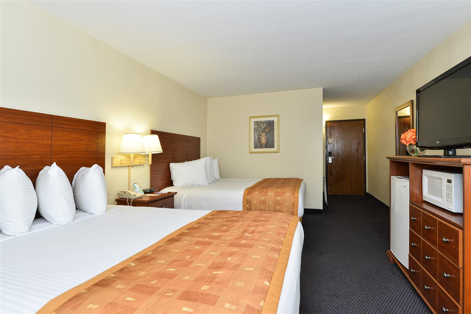 Room - Best Western Inn Wytheville