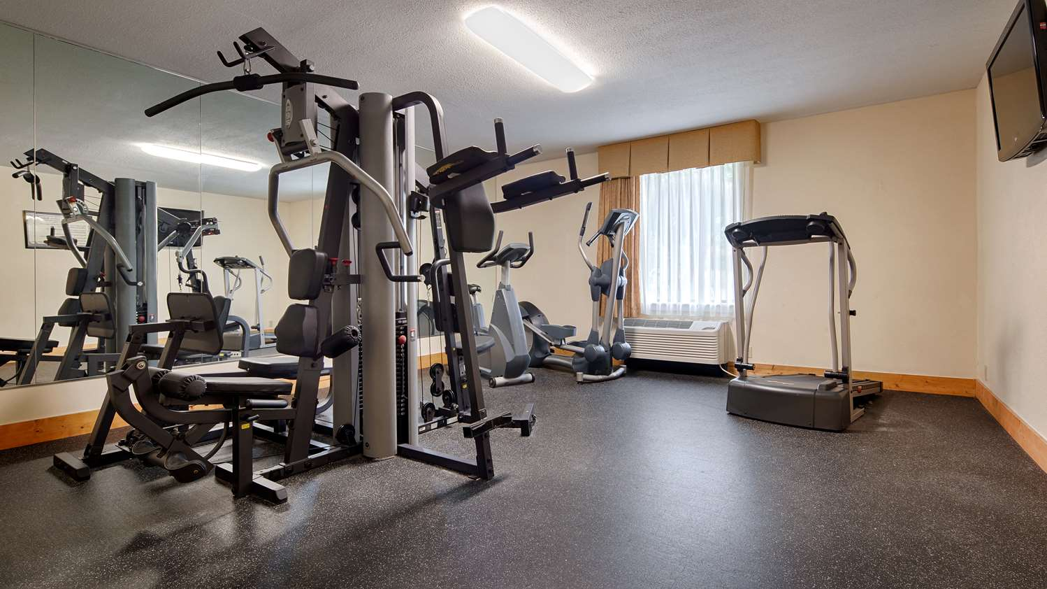 Fitness/ Exercise Room - Best Western Inn Wytheville