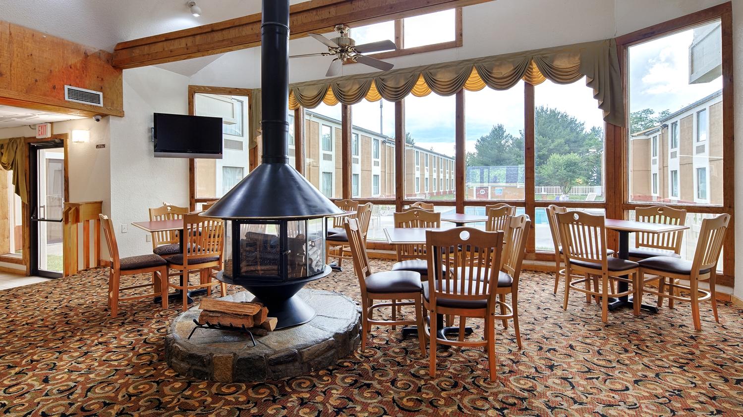 Restaurant - Best Western Inn Wytheville