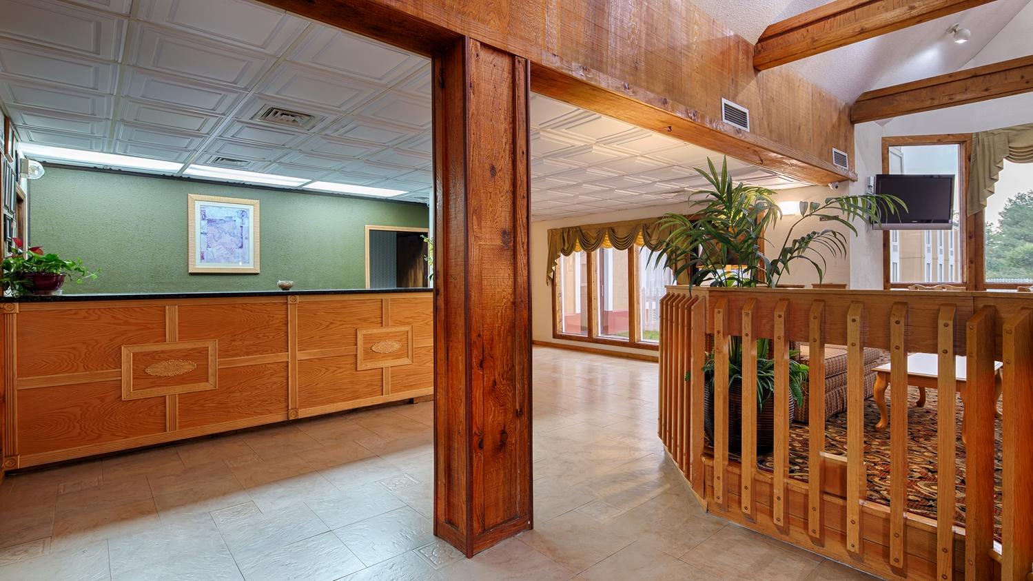 Lobby - Best Western Inn Wytheville
