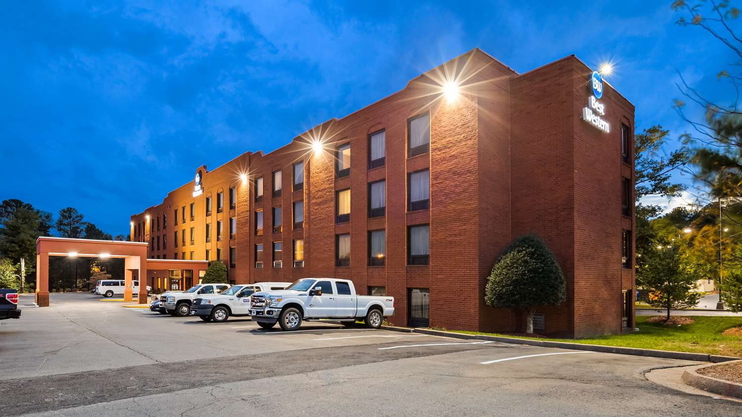 Exterior view - Best Western Executive Hotel Richmond