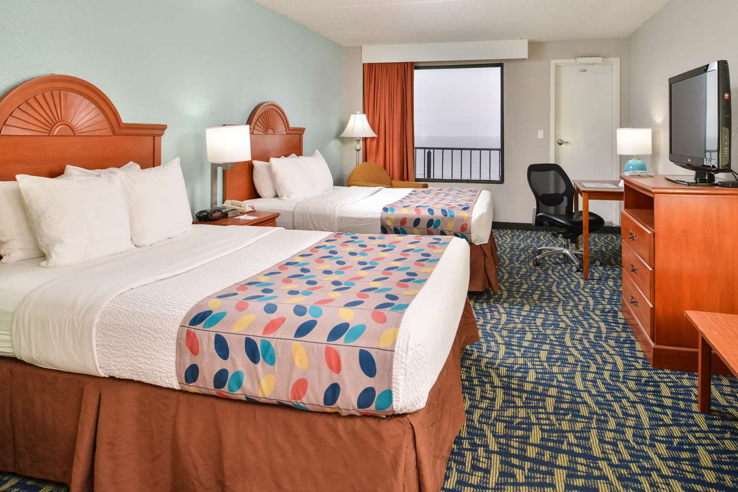 Room - Best Western Plus Holiday Sands Inn & Suites Norfolk