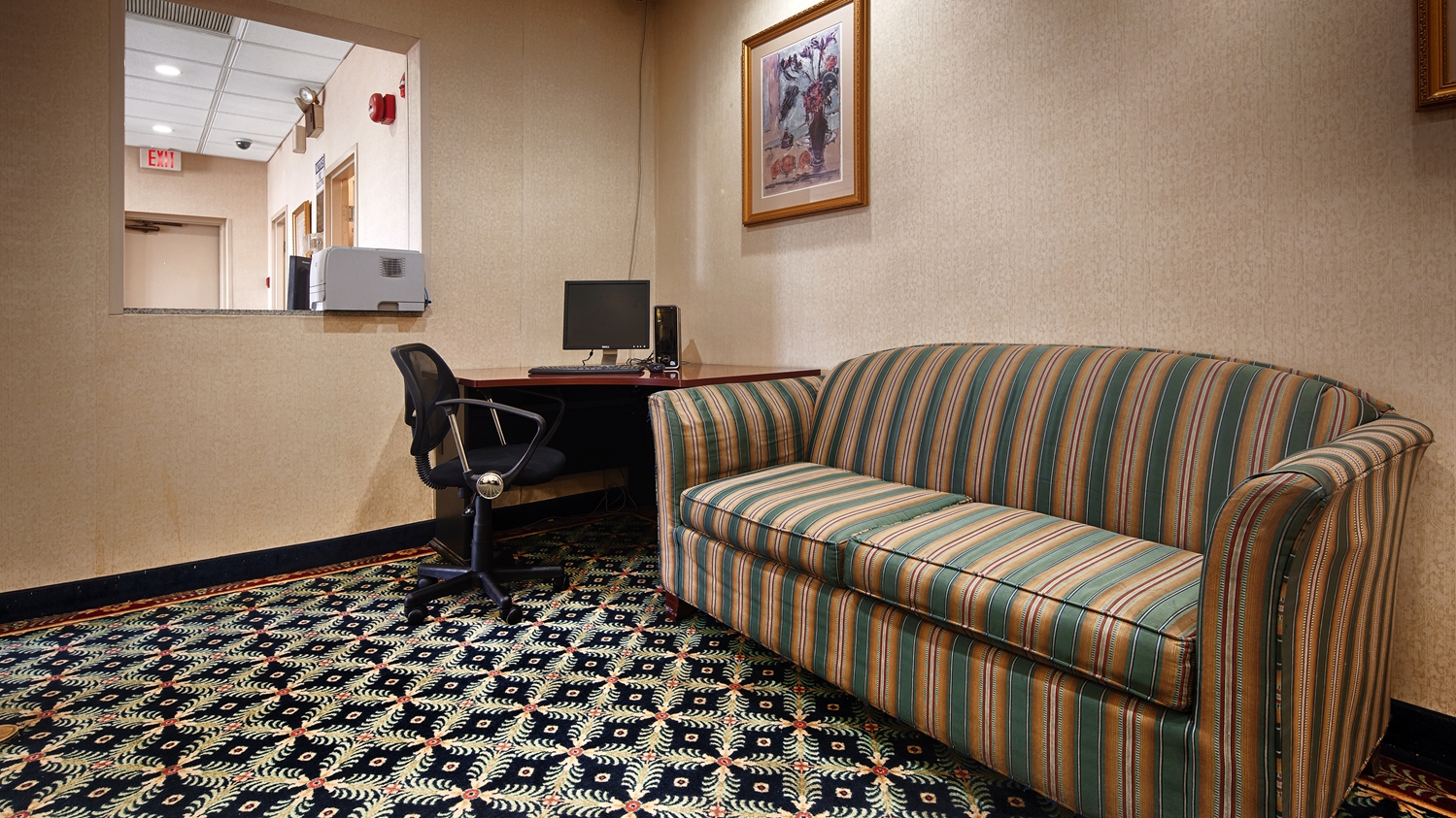 Conference Area - Best Western Hotel Springfield Mall Springfield
