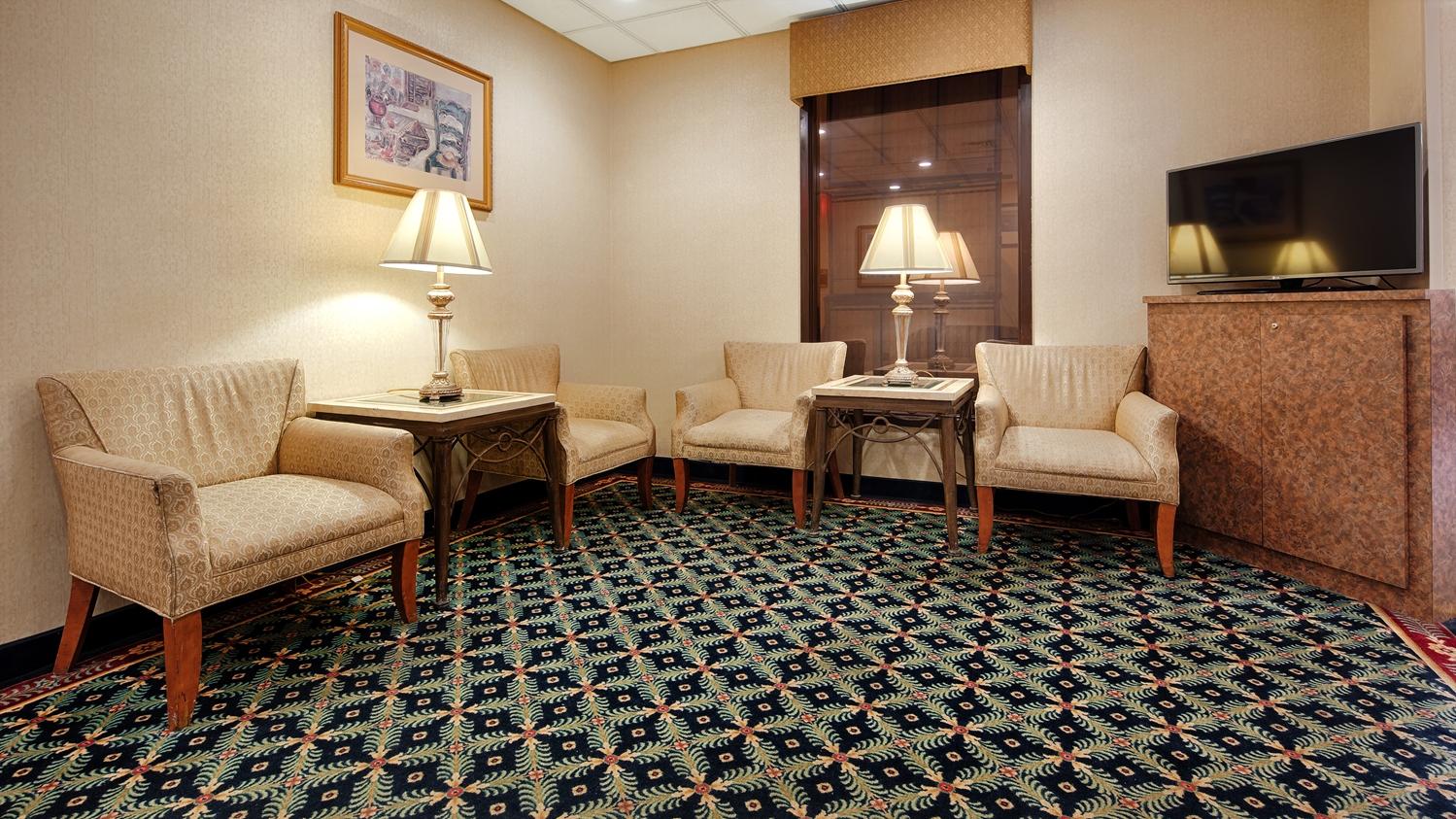 Lobby - Best Western Hotel Springfield Mall Springfield