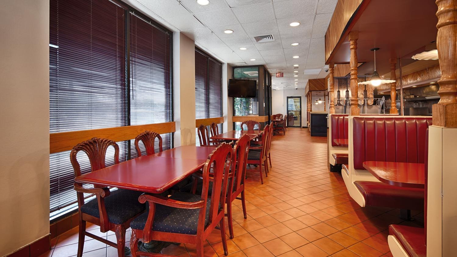 Restaurant - Best Western Hotel Springfield Mall Springfield