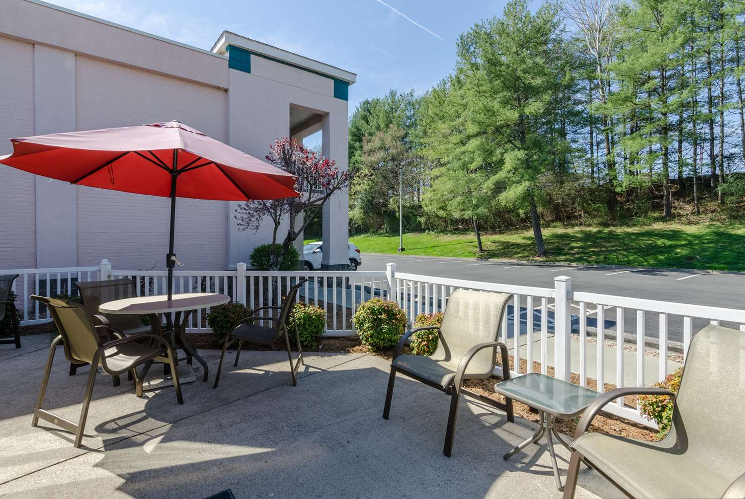 Restaurant - Best Western Lexington Inn