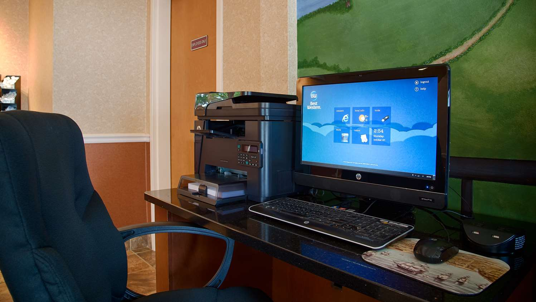 Conference Area - Best Western Lexington Inn