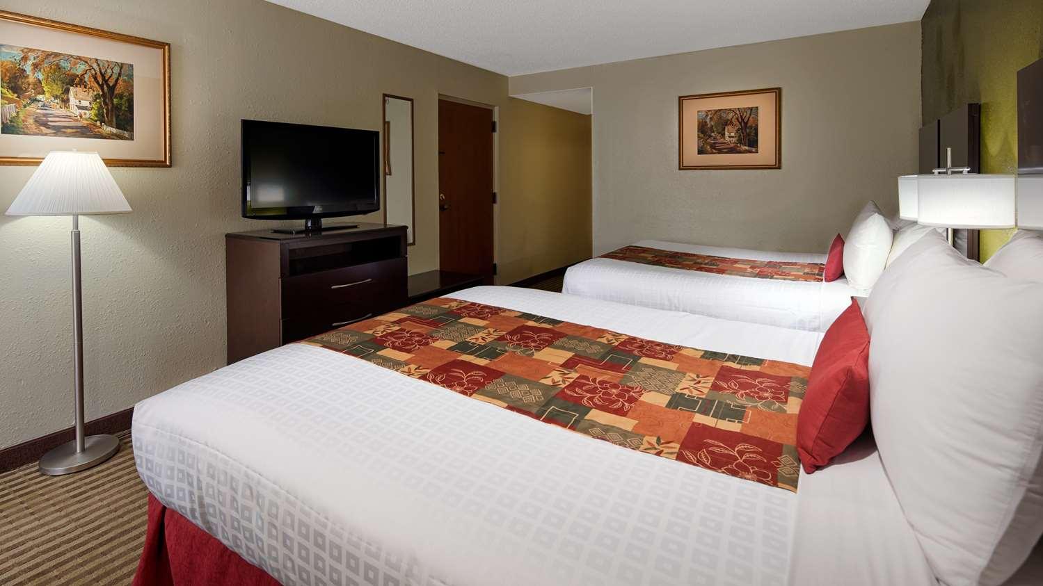 Room Best Western Plus Historic Area Inn Williamsburg