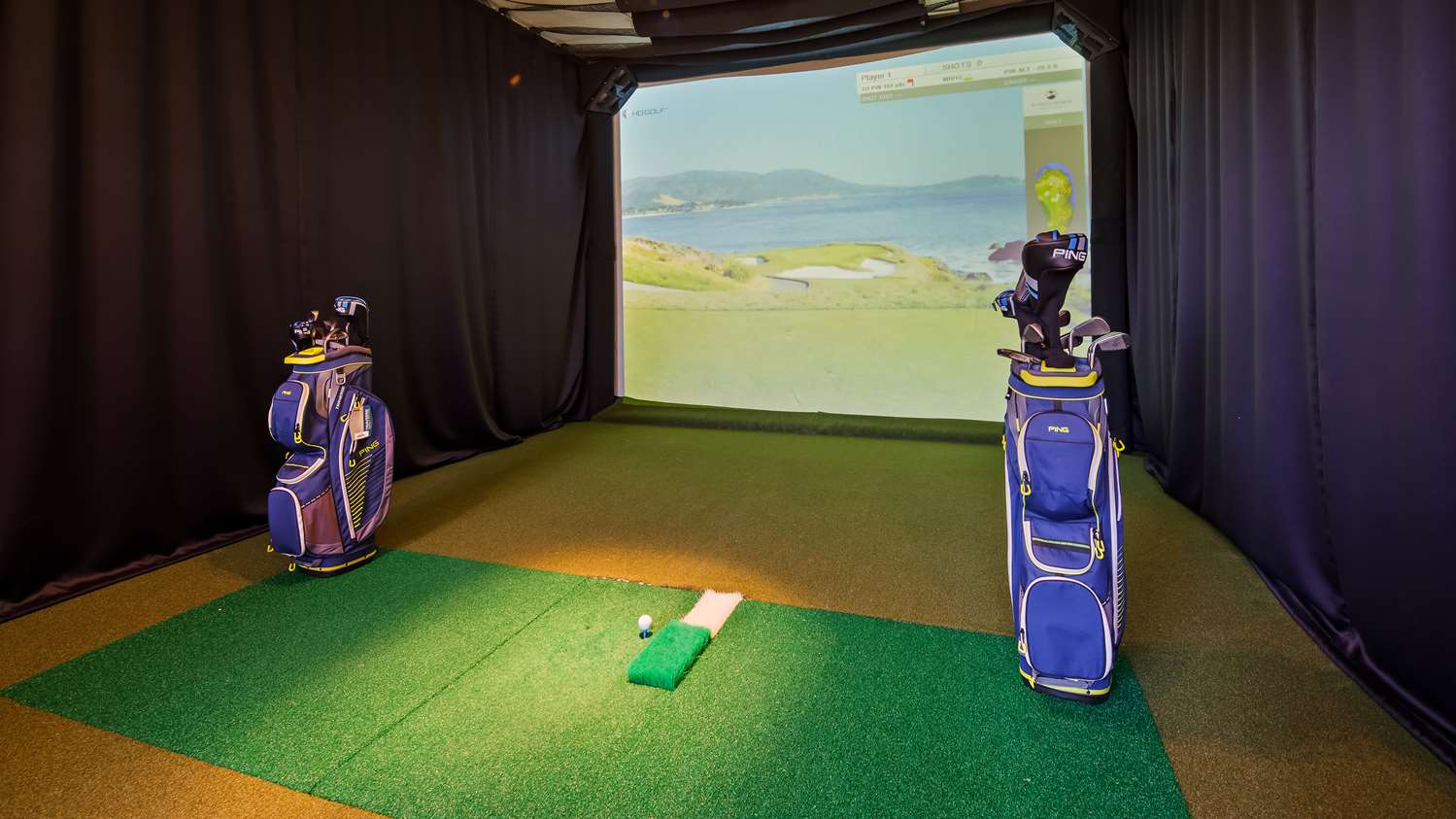 Golf - Best Western Plus Plaza by the Green Inn Kent