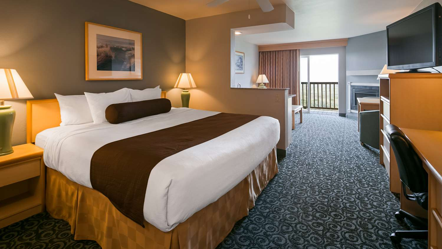 Room - Best Western Lighthouse Suites Ocean Shores